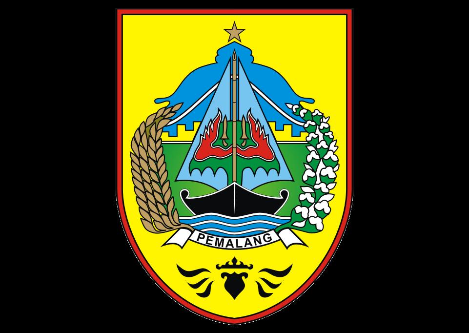 Kabupaten Pemalang Logo Vector download free