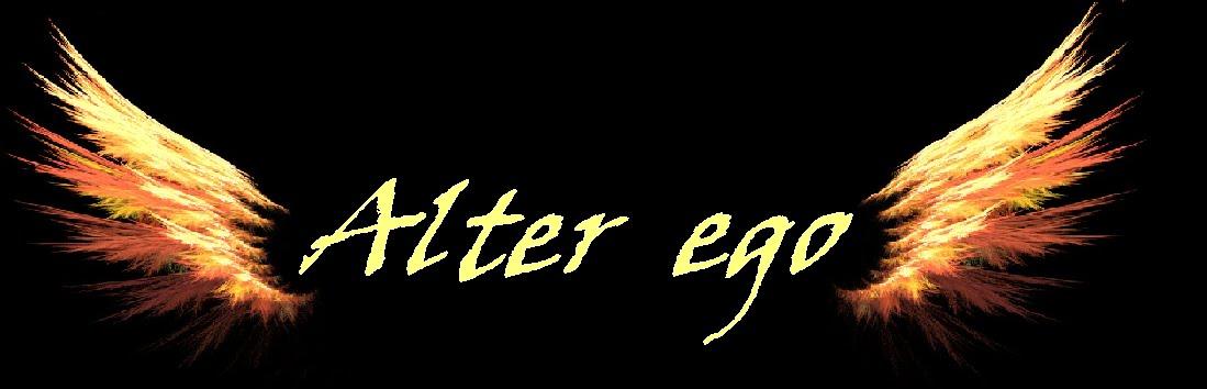 Alter ego...