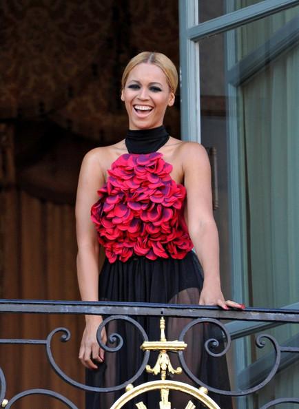 Beyonce : Photo Shoot Di Hotel Ritz