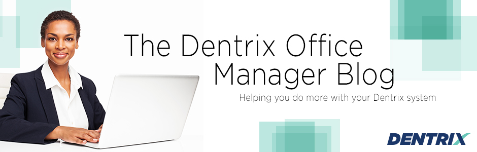 The Dentrix Office Manager Blog