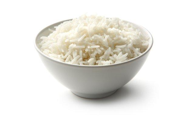nasi putih karbohidrat
