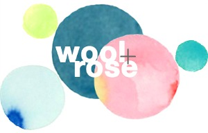 SHOP Wool+Rose...