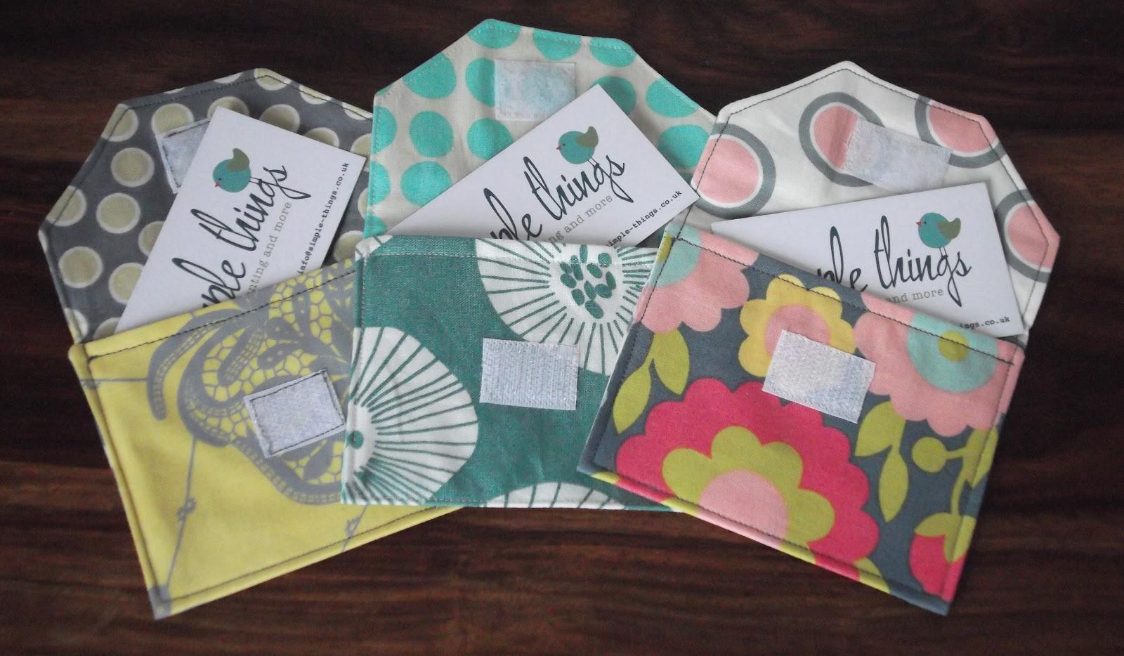 No Sew Business Card Holder – Craftbnb