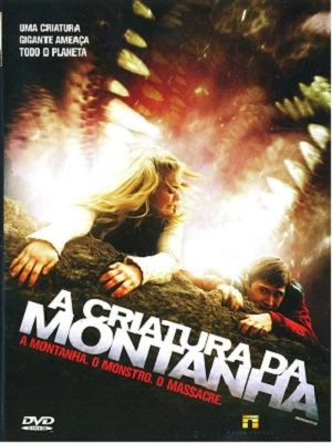 Download - A Criatura da Montanha - DVD-R