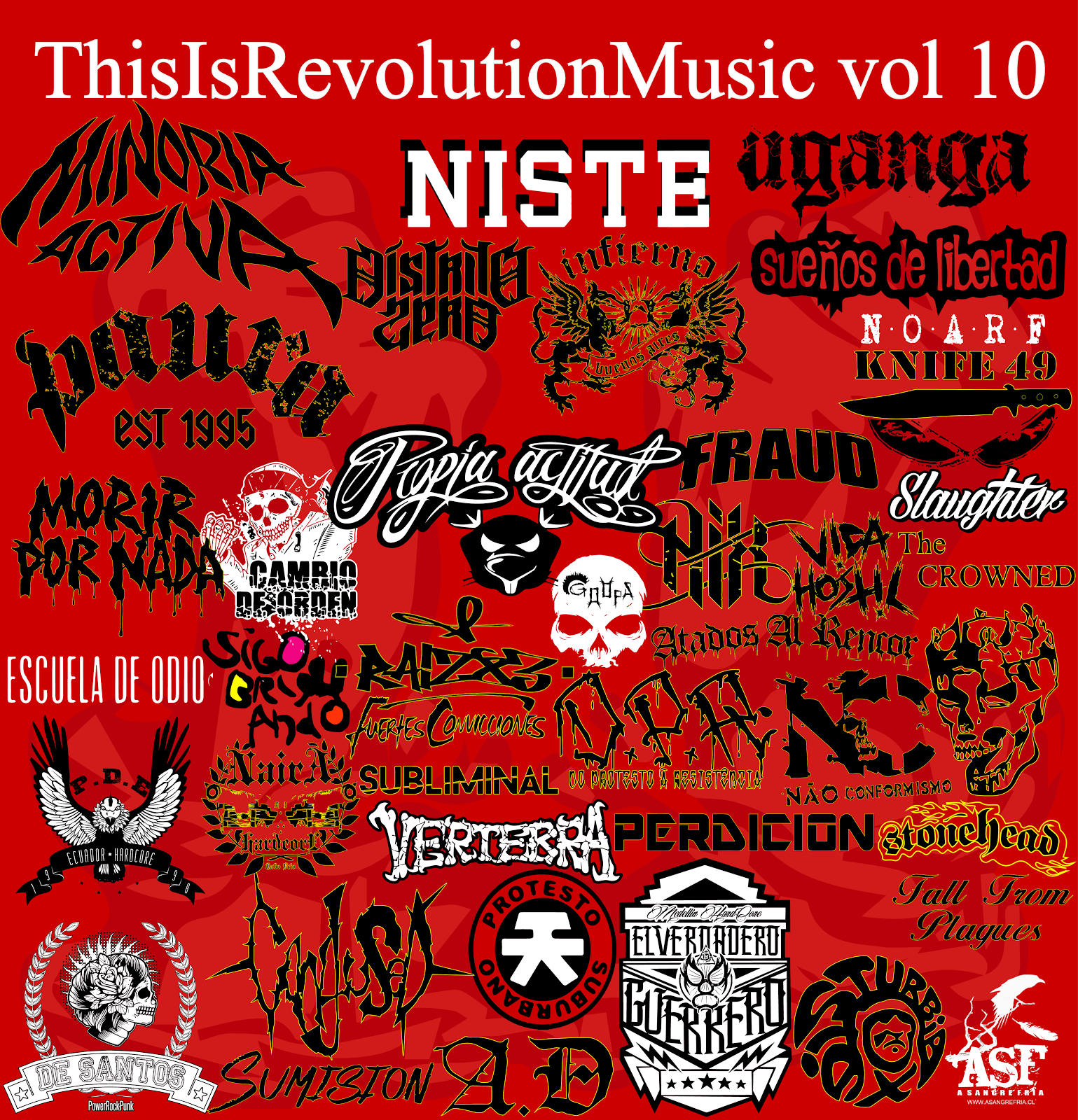 ThisIsRevolutionMusic vol 10 - monejorecords