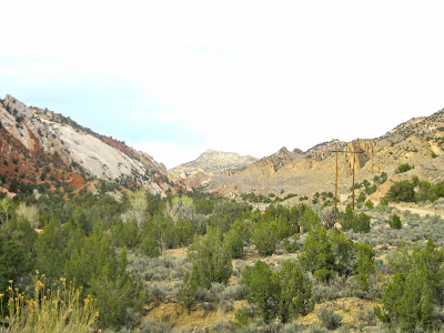 cottonwood canyon  grand staircase - escalante