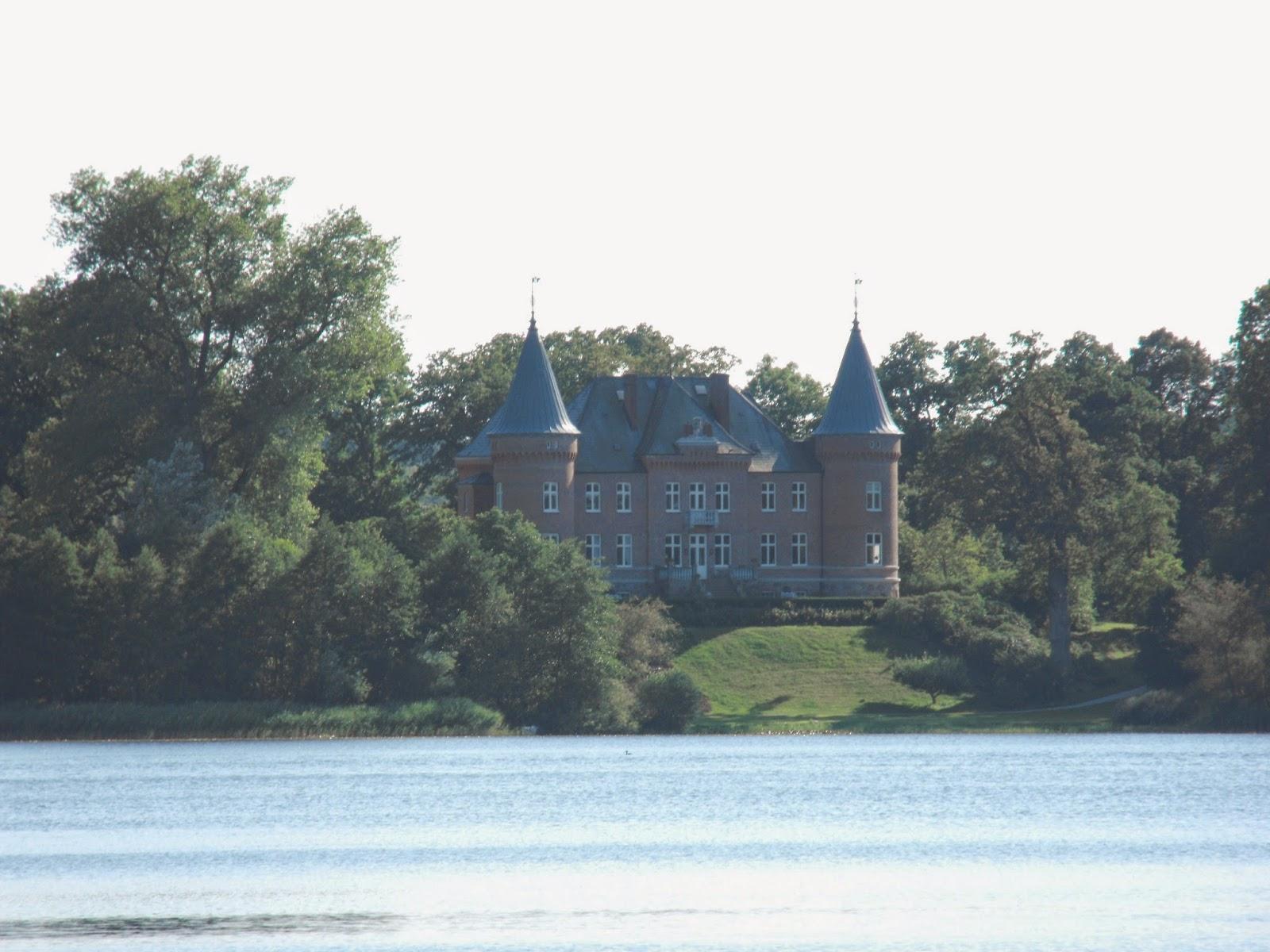 Bada, Sommar, Badsjö, kvesarum, insjö, vacker natur, Sösdala, Hörby, Kvesarumssjön, Kvesarums slott