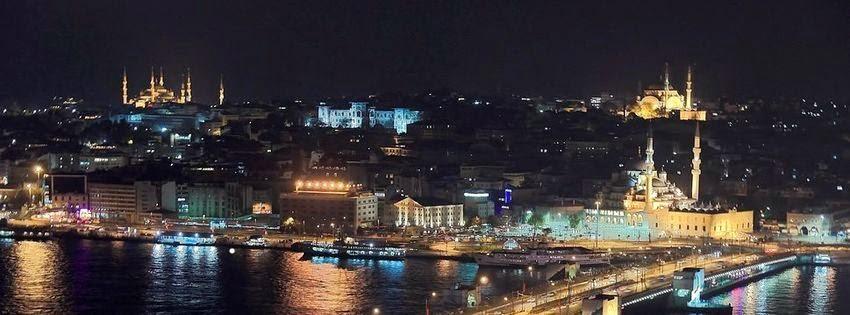 Magnifique couverture facebook turquie 7