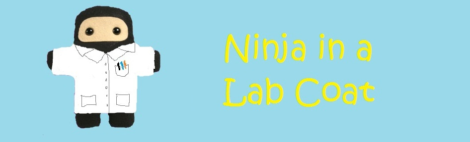 Ninja in a Lab Coat