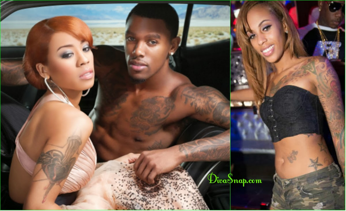 SHE FOR REAL:  KEYSIHA COLE CONFIRMED HUBBY DANIEL GIBSON CHEATING WITH STRIPPER - DivaSnap.com