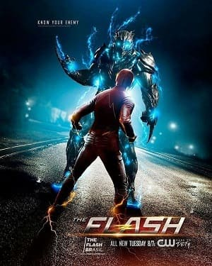 The Flash - 4ª Temporada Legendada Torrent Download