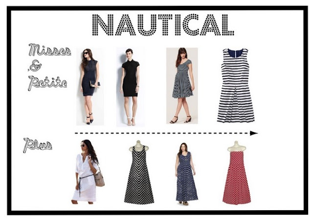 Spring Trend: Nautical Dresses > $100