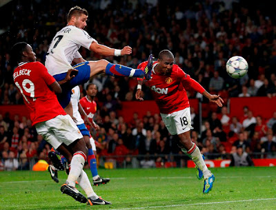 Manchester United 3 - 3 FC Basel (2)