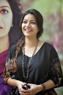 Swathi Latest Pictures in Black Dress at Karthikeyan Movie Press Meet ~ Celebs Next