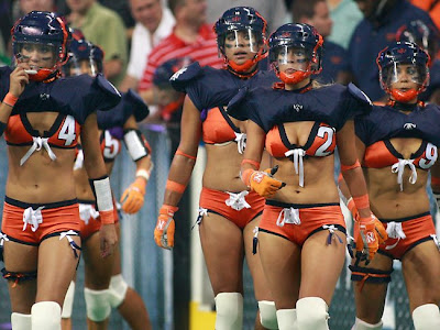 Lingerie football rant