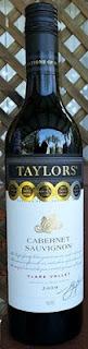 Taylors Cabernet Sauvignon 2009