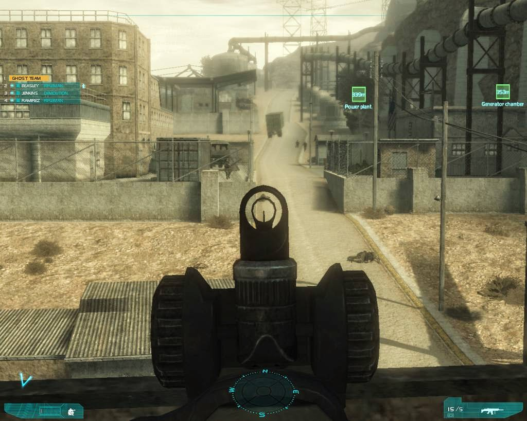 Ghost recon advanced warfighter 2 game free download full version
