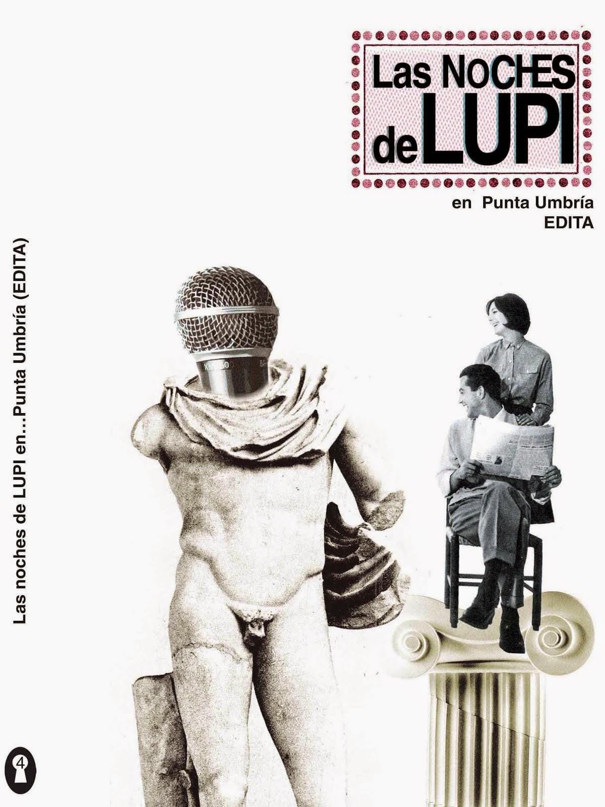 Las noches de Lupi en Punta Umbría EDITA