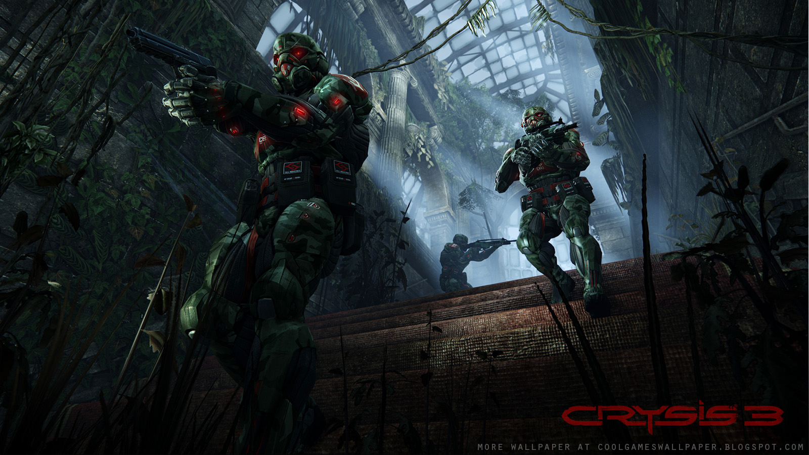 crysis 4 wallpaper hd - photo #43
