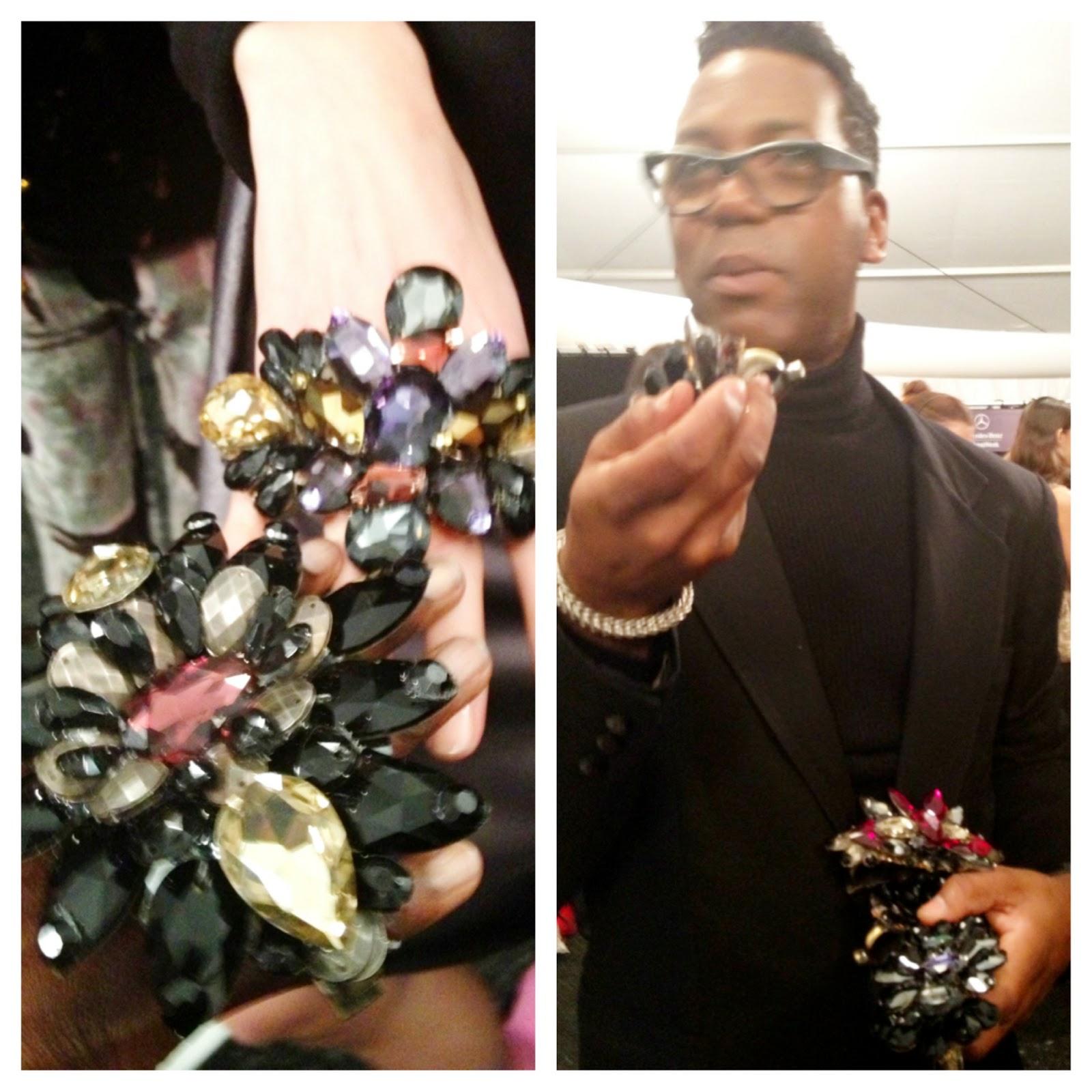 Antiformal Jewellery Peaceful Bloom Tan Brown Strap Faux Leather Bracelet