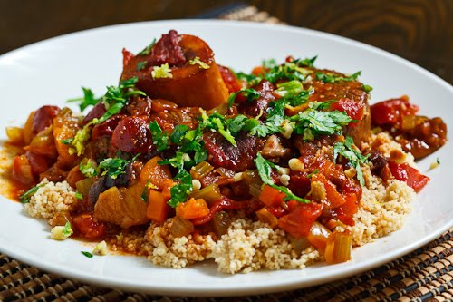 Osso Buco Tagine