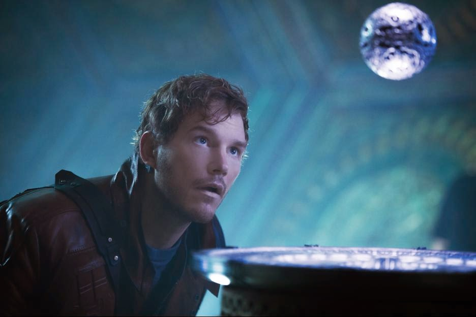 From Comic Book Collector to Star Lord - Interview with Chris Pratt aka Peter Quill #GuardiansoftheGalaxyEvent