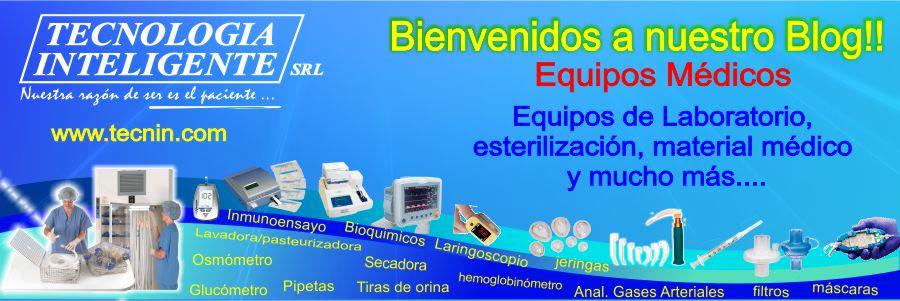 Equipos medico - equipos de Laboratorio, de esterilización y Material médico