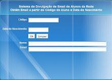 Descubra seu e-mail do RIOEDUCA