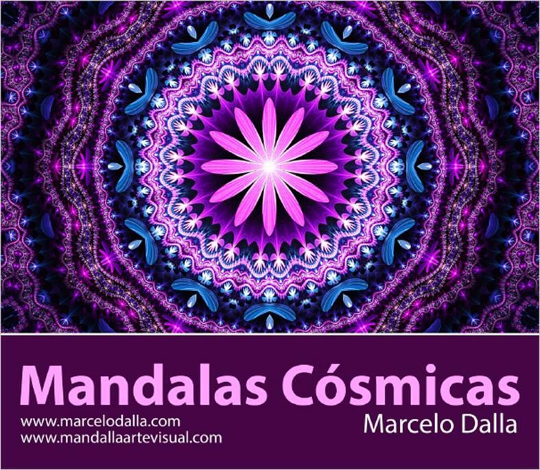 E-book Mandalas Cósmicas