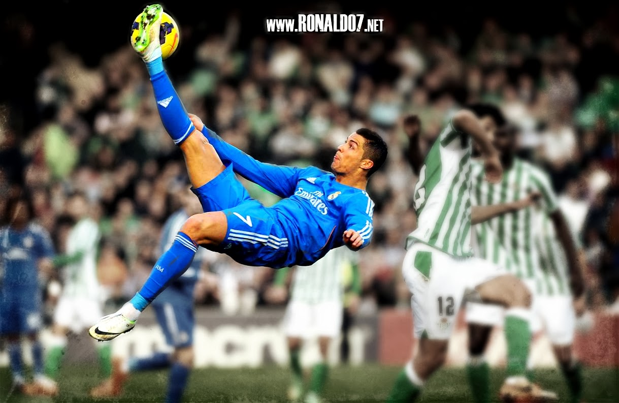 Cristiano ronaldo bicycle kick moment wallpaper hd voltagebd Images
