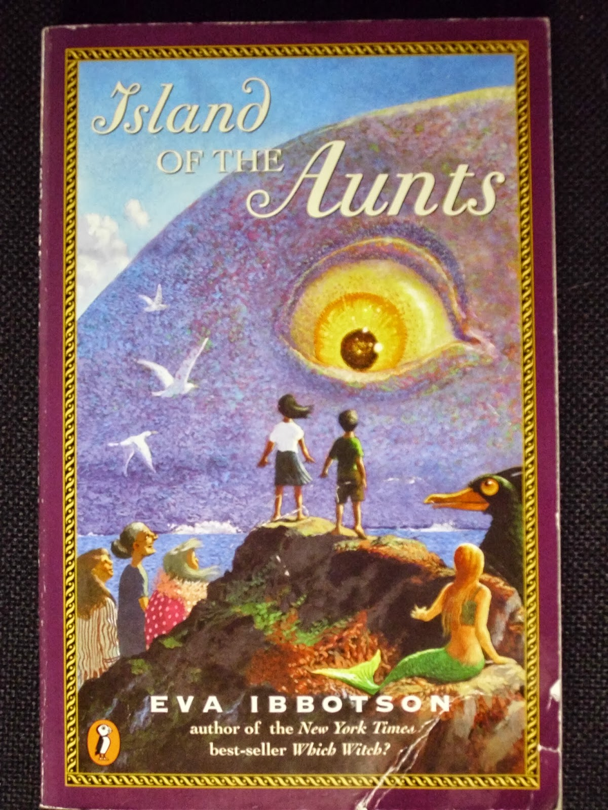 Island Of The Aunts Book Review