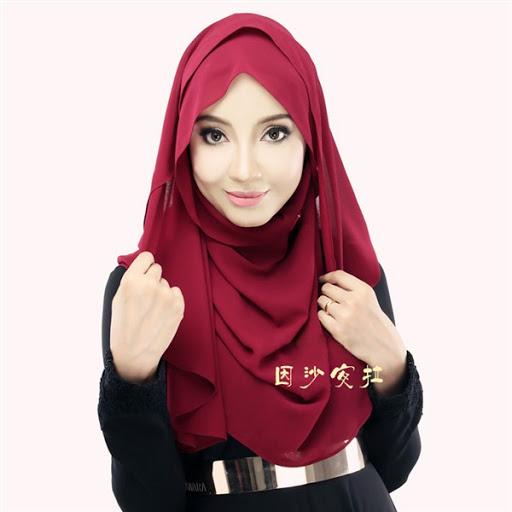 model hijab pintar balig cukup akal terbaru desain simple, elegan, modis, casual dan modern terbaru