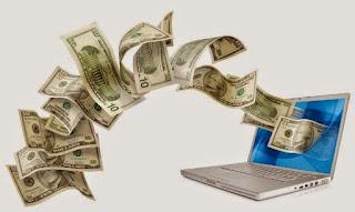 cari dollar dari internet