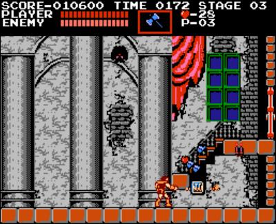 Castlevania Review (NES) Romersk+tv%C3%A5a