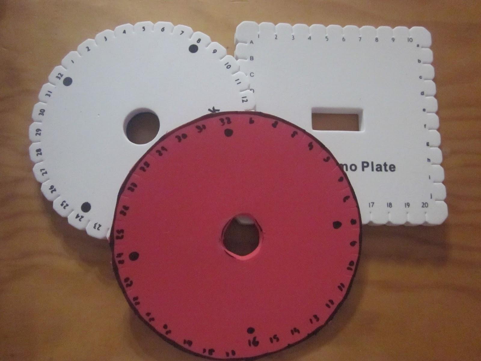 Decorate tu misma kuminihimo para regalar estas navidades - Manualidades con discos ...