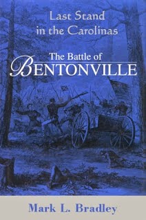 http://www.amazon.com/Battle-Bentonville-Last-Stand-Carolinas/dp/1882810023/ref=sr_1_1?ie=UTF8&qid=1426974874&sr=8-1&keywords=last+stand+in+the+carolinas