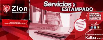 SERVICIO DE ESTAMPADO PUBLICITARIO