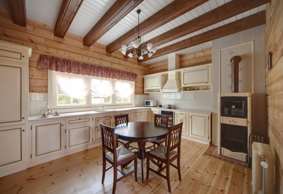 Home Design Ideas And Inspirations Unique Wooden Country Home Design