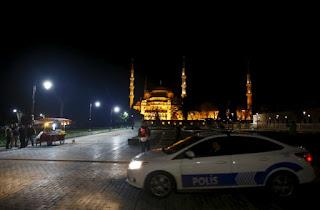 Τρεις Ρώσοι κρατούνται για την τρομοκρατική επίθεση στην Τουρκία! Θα ανοίξουν οι ασκοί του αιόλου;