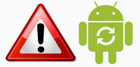 Android restart sendiri