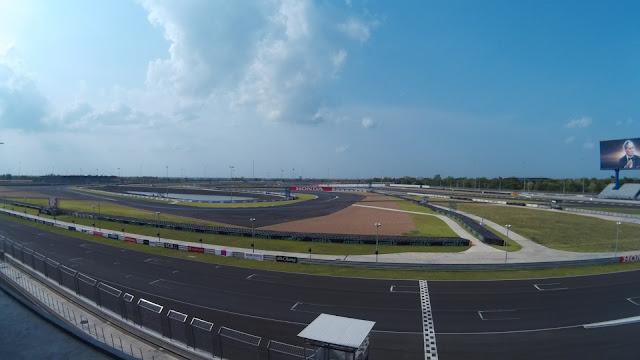 Motor Sport Circuit