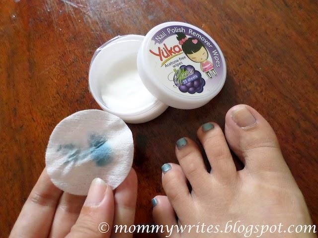 Discover Convenience in YUKA Nail Polish Remover Wipes + Blog ...