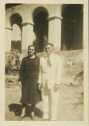 Dona Carmen e Dr. Luis