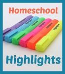 Homeschool Highlights Weekly Link-up