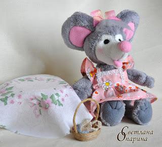 мышка игрушка