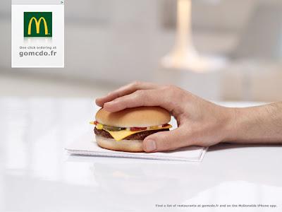 креативная реклама фаст фуда, приготовление бургеров, пример креативной рекламы, домашний гамбургер