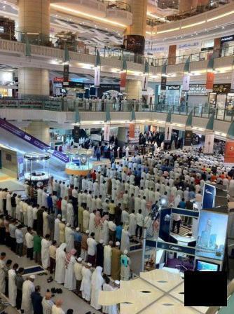 Shalat Di Mall