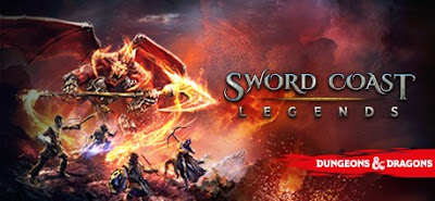 Gameplay Sword Coast Legends