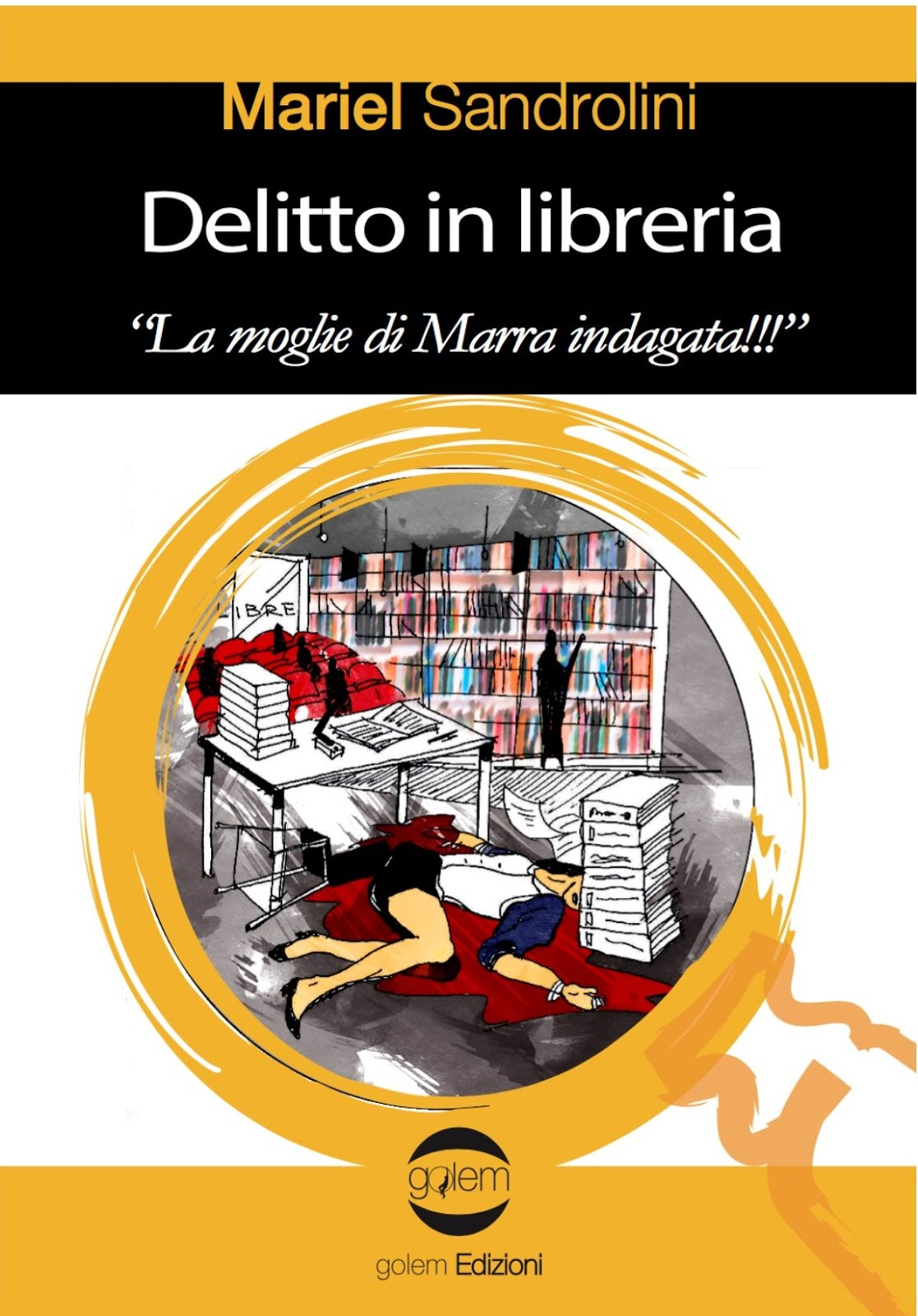 DELITTO IN LIBRERIA. NOVITA' 2018