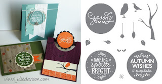 Stampin' Up! Among the Branches Card Kit from Holiday Catalog #stampinup www.juliedavison.com